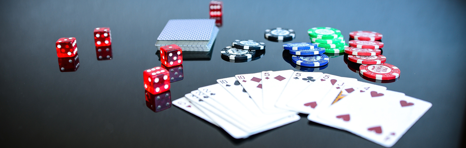 Do not take a gamble on your business choices.